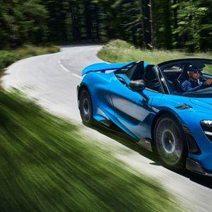 McLaren predstavio 765LT Spider - najbrži otvoreni McLaren ikada