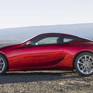 Овие детали прават Lexus LC да биде посебен