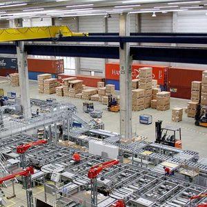 Центарот на VW во Касел продолжува со испорака на резервни делови