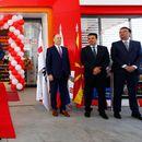Лукоил отвори нова станица за гориво во Ченто