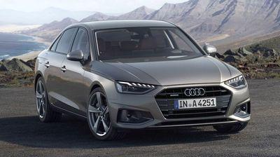 Освежување за Audi A4: Нов изглед, дисплеи, благи хибриди
