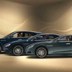 Maserati со кралски третман: Серија Royale во само 100 примероци