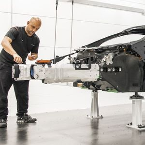 McLaren бара кројачи, шијачи, бродоградители