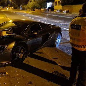 Полиција на твитер измеваше невешт возач, потоа му се извини