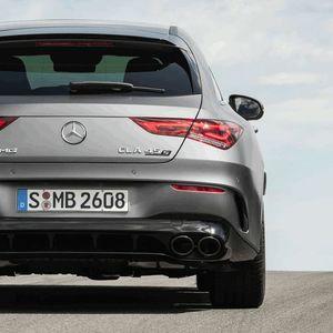 Mercedes-AMG CLA 45 SB: Суперспортист со изглед на комби