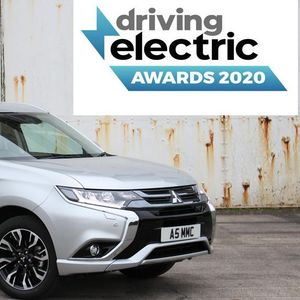 Плагин хибридот на Mitsubishi најдобар избор на користено според DrivingElectric