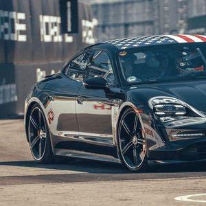 Porsche Taycan ја заврши турнејата на три континенти