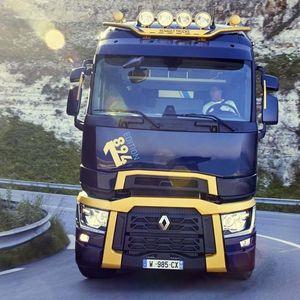 Камион Renault во специјална серија од 125 примероци