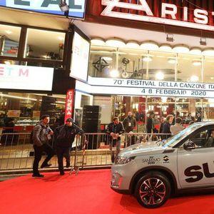 Suzuki уште една ѕвезда на фестивалот Санремо