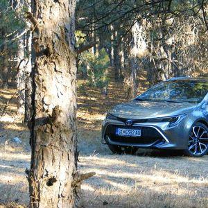 Тест: Toyota Corolla Touring Sports 2.0 Hybrid Luxury