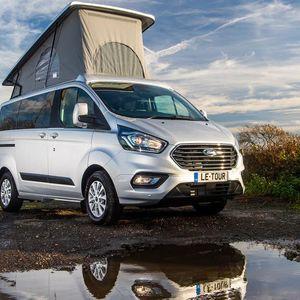 Поради корона: Седум камп-возила продадени за еден ден