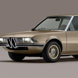Од BMW Garmish нема трага половина век, BMW го изработи од ново