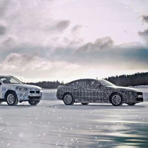 За овие идни модели на BMW уште е добар зимскиот студ