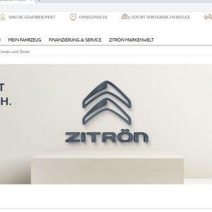 Citroën стана Zitrön во Германија: Заради смешка, но добра