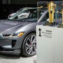 """Електричниот Jaguar I-Pace со три победи за светски """"мотор"""" на годината"""