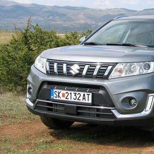 Тест: Suzuki Vitara 1.0 Turbo GL Plus