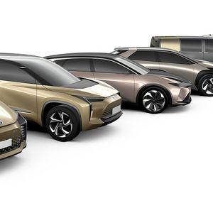 Toyota со 10 нови електромобили во следните десет години