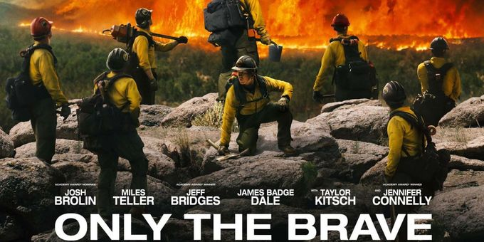 烈焰雄心 (Only The Brave): Thank you for your service