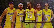 【NBA暑假系列2018(一)】新一代「紫金」皇朝—Los Angeles Lakers