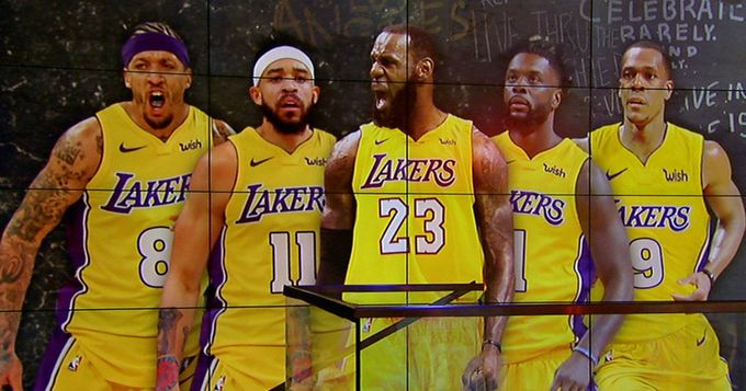 【NBA暑假系列2018(一)】新一代「紫金」皇朝—Los Angeles Lakers