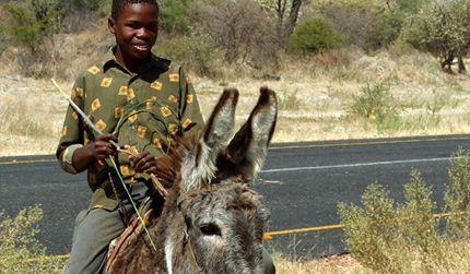 Botswana in Gaborone - BW - BW