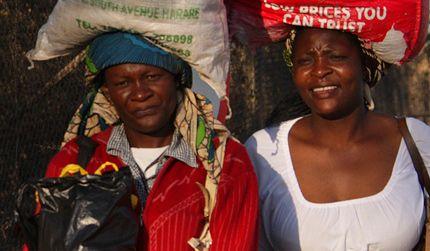 Congo in Lubumbashi - CG - CG