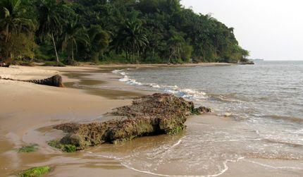 Congo in Pointe-Noire - CG - CG