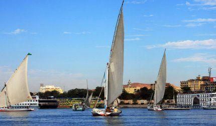 Egypte in Aswan - EG - EG