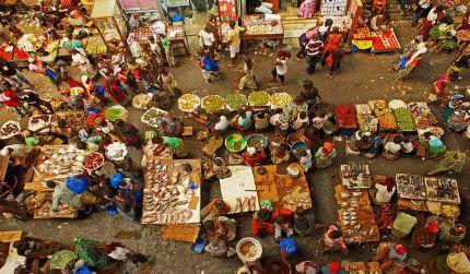 Ivoorkust in Abidjan - CI - CI