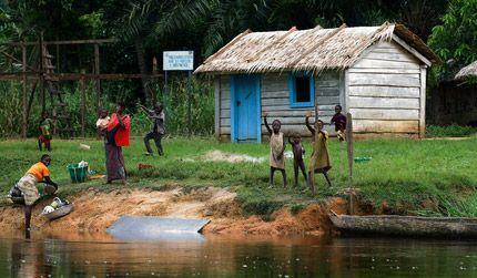 Kameroen in Yaounde - CM - CM