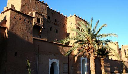 Marokko in Ouarzazate - MA - MA