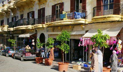 Marokko in Tanger - MA - MA