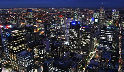 Australie in Melbourne - AU - AU