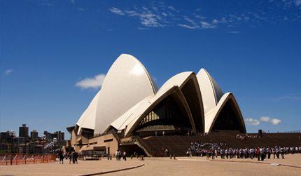 Australie in Sydney - AU - AU