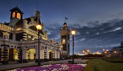 Nieuw-Zeeland in Dunedin - NZ - NZ