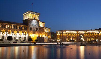 Armenie in Yerevan - AM - AM