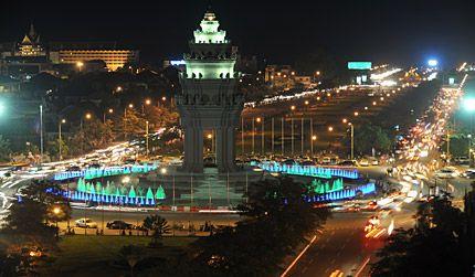 Cambodja in Phnom-Penh - KH - KH