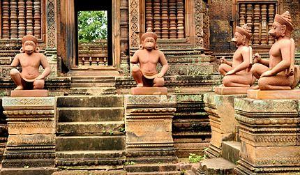 Cambodja in Siem-Reap - KH - KH