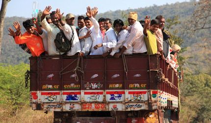 India in Nagpur - IN - IN