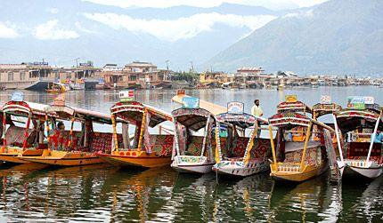India in Srinagar - IN - IN