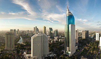 Indonesie in Jakarta - ID - ID