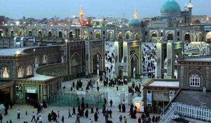 Iran in Mashad - IR - IR