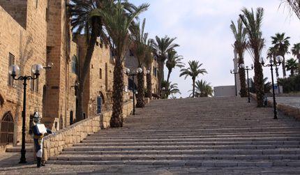 Israel in Tel-Aviv - IL - IL