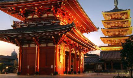 Japan in Tokyo - JP - JP
