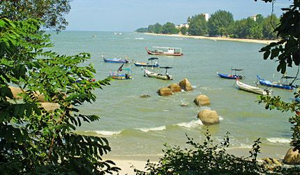 Maleisie in Penang - MY - MY