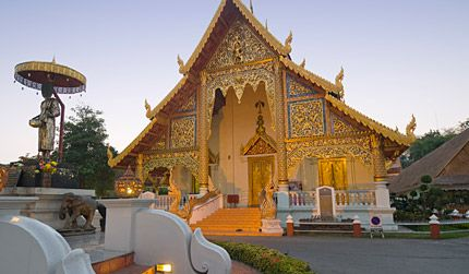 Thailand in Chiang-Mai - TH - TH