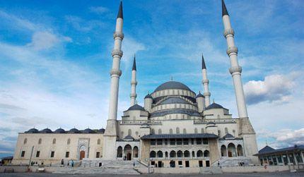 Turkije in Ankara - TR - TR