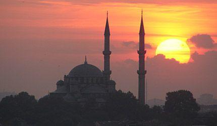 Turkije in Istanbul - TR - TR
