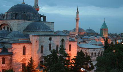 Turkije in Konya - TR - TR