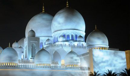 Verenigde-Arabische-Emiraten in Abu-Dhabi - AE - AE